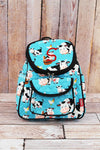 NGIL Udderly Cute Cows Quilted Petite Backpack