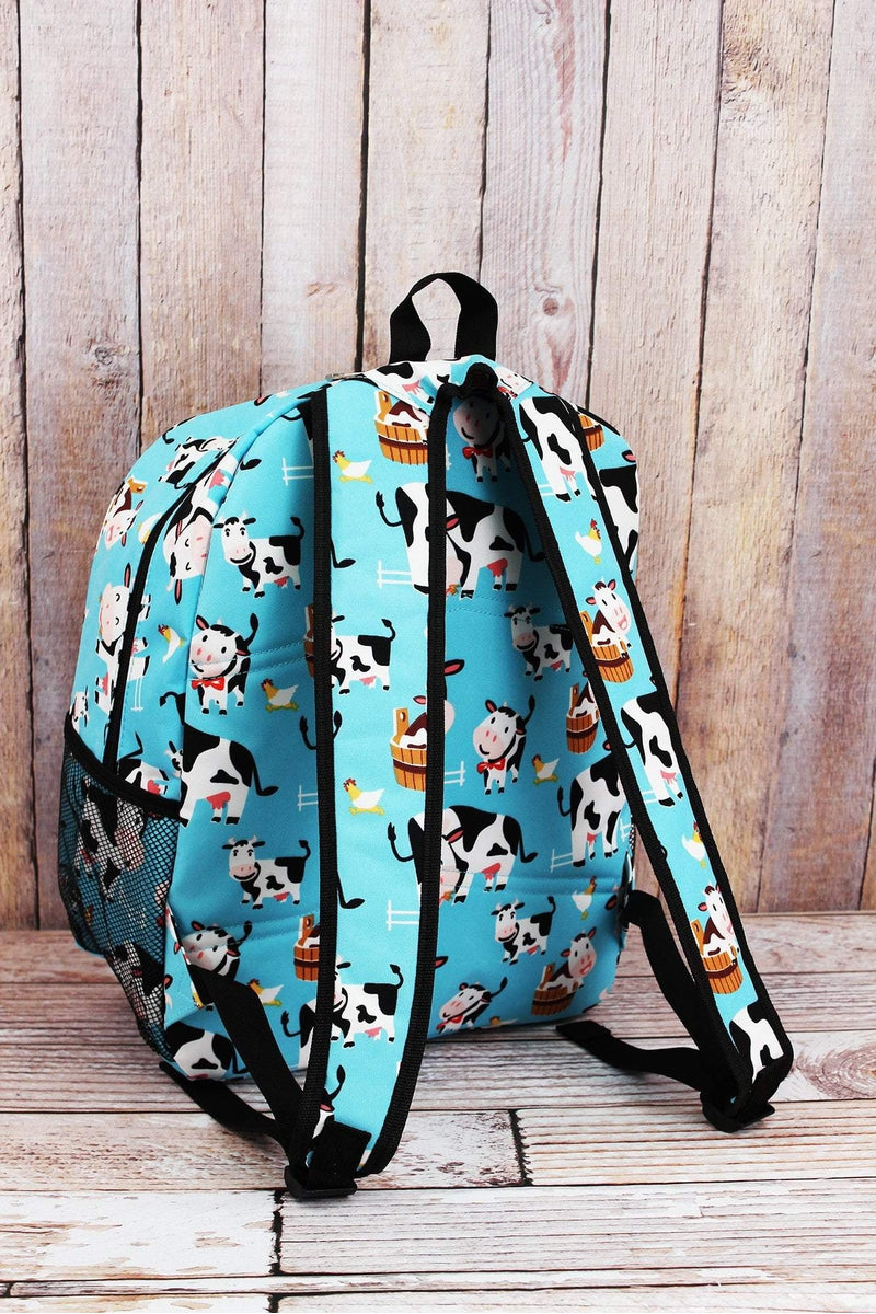 NGIL Udderly Cute Cows Large Backpack