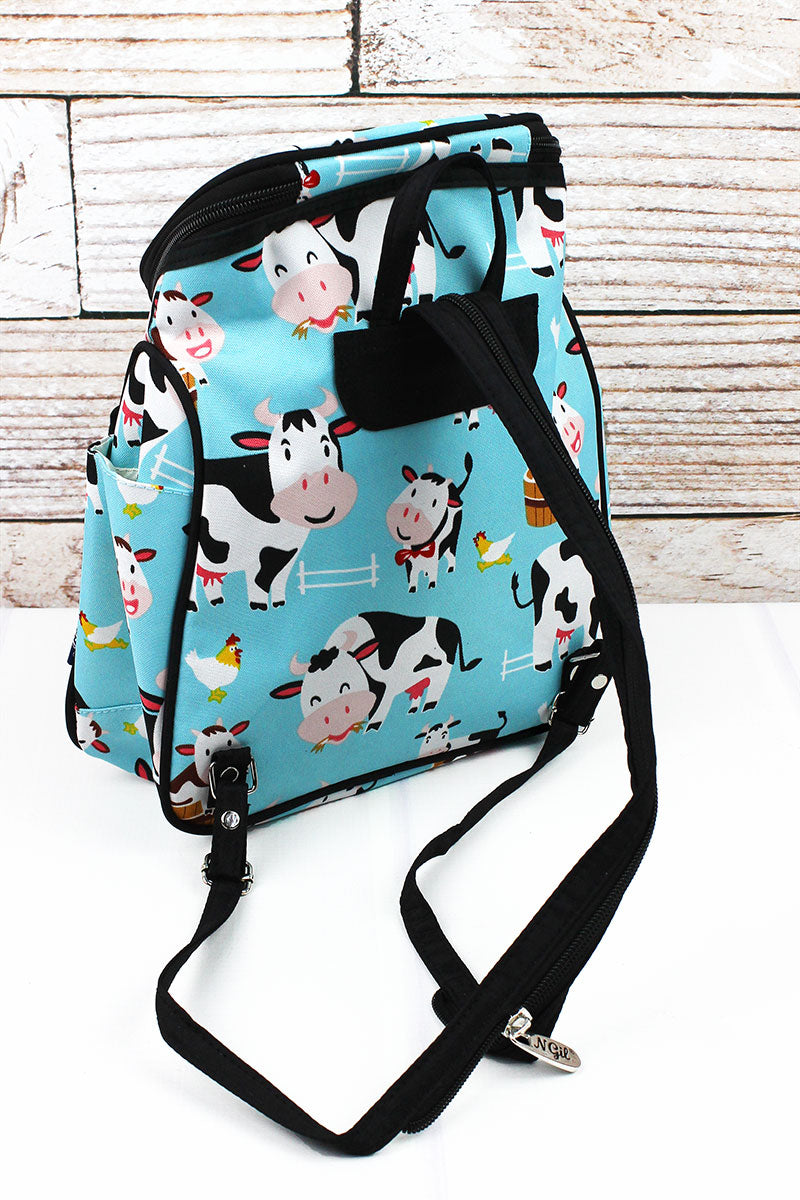 NGIL Udderly Cute Cows Petite Backpack