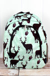 NGIL The Buck Stops Here Large Backpack