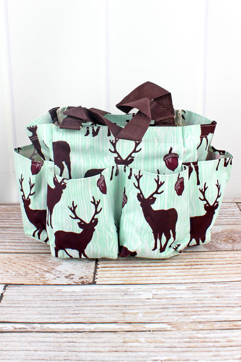 NGIL The Buck Stops Here Organizer Tote