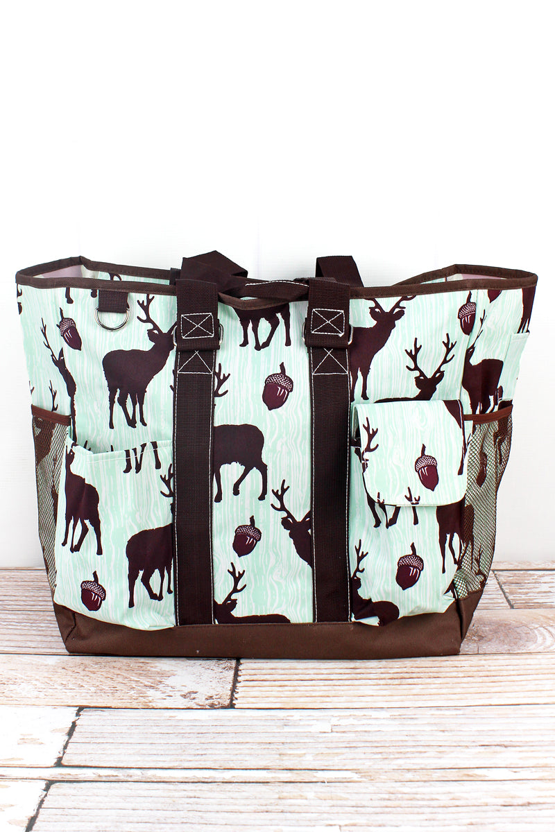 NGIL The Buck Stops Here Everyday Organizer Tote