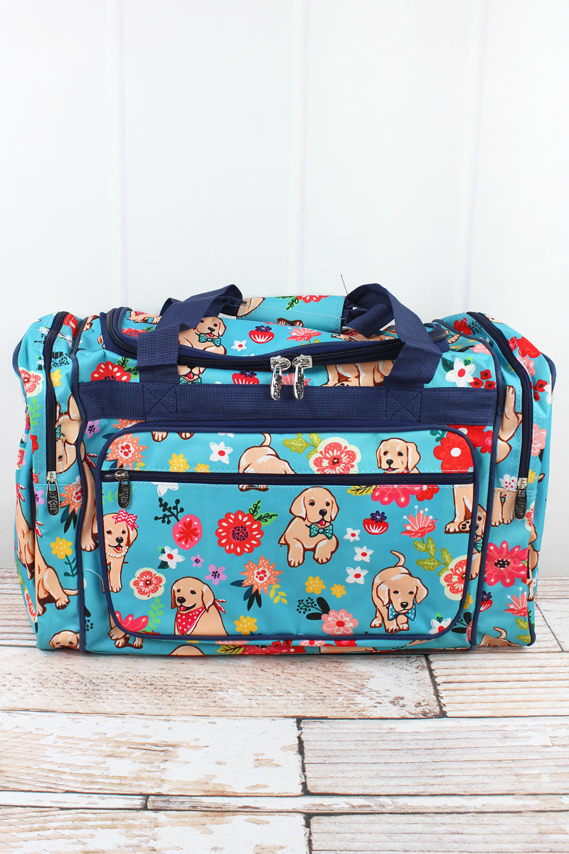 NGIL Dapper Dogs Duffle Bag 20""