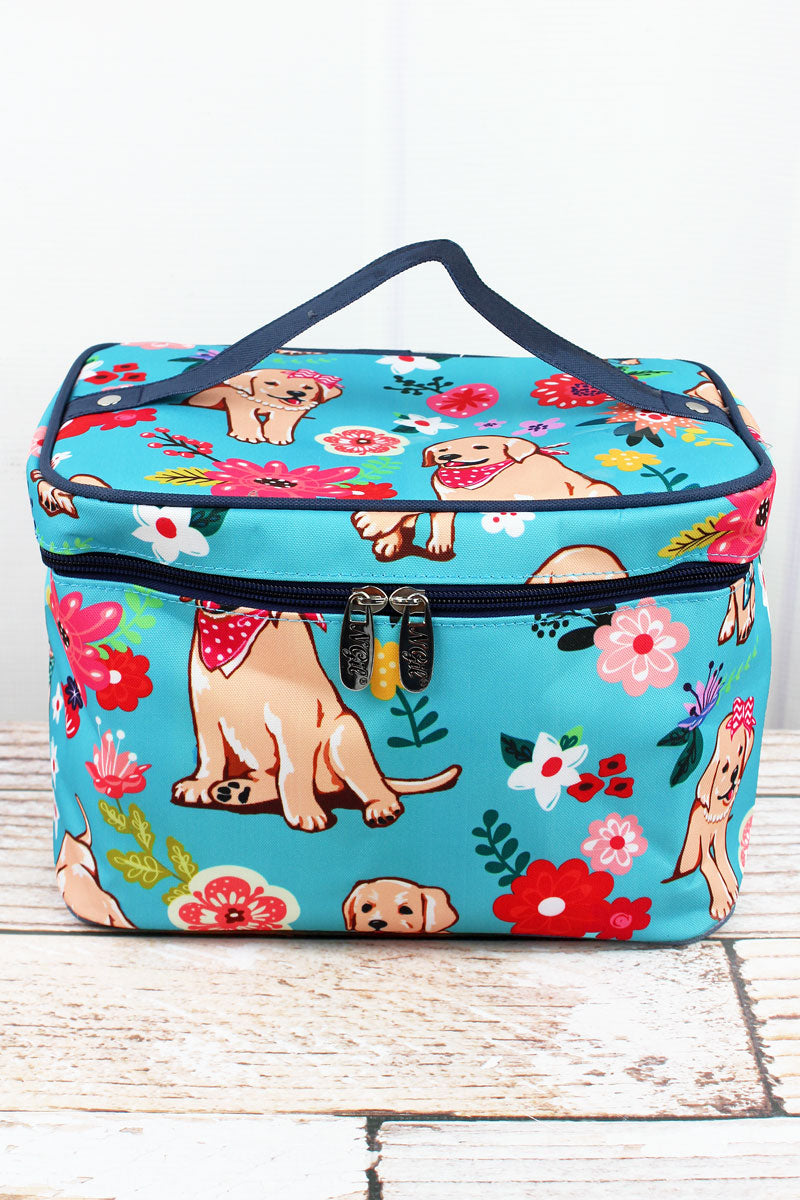 NGIL Dapper Dogs Train Case