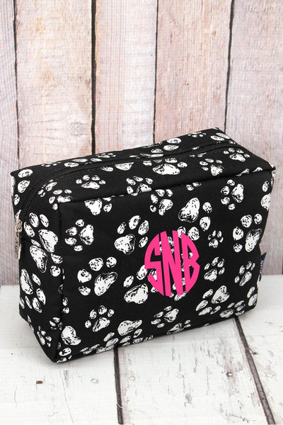 NGIL Puppy Prints Cosmetic Case
