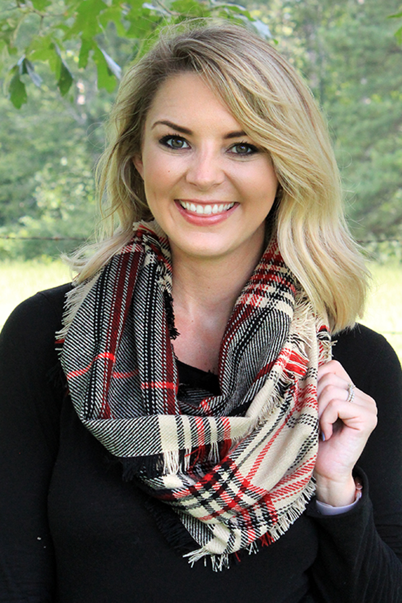 Colorado Chill Infinity Scarf, Beige