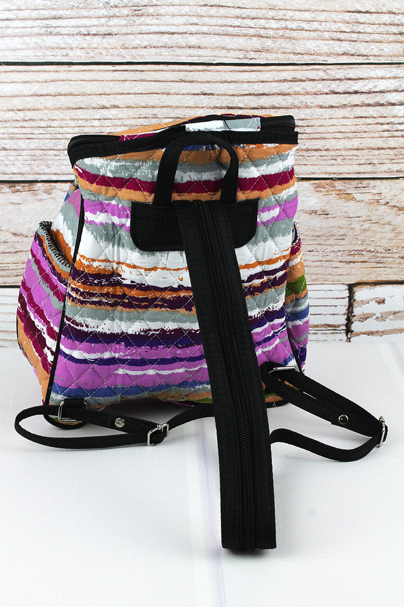 NGIL On The Horizon Quilted Petite Backpack