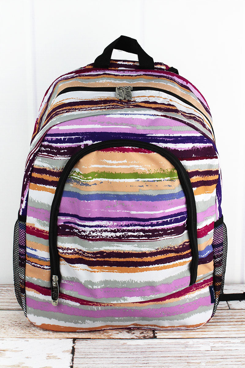 On The Horizon Large Backpack