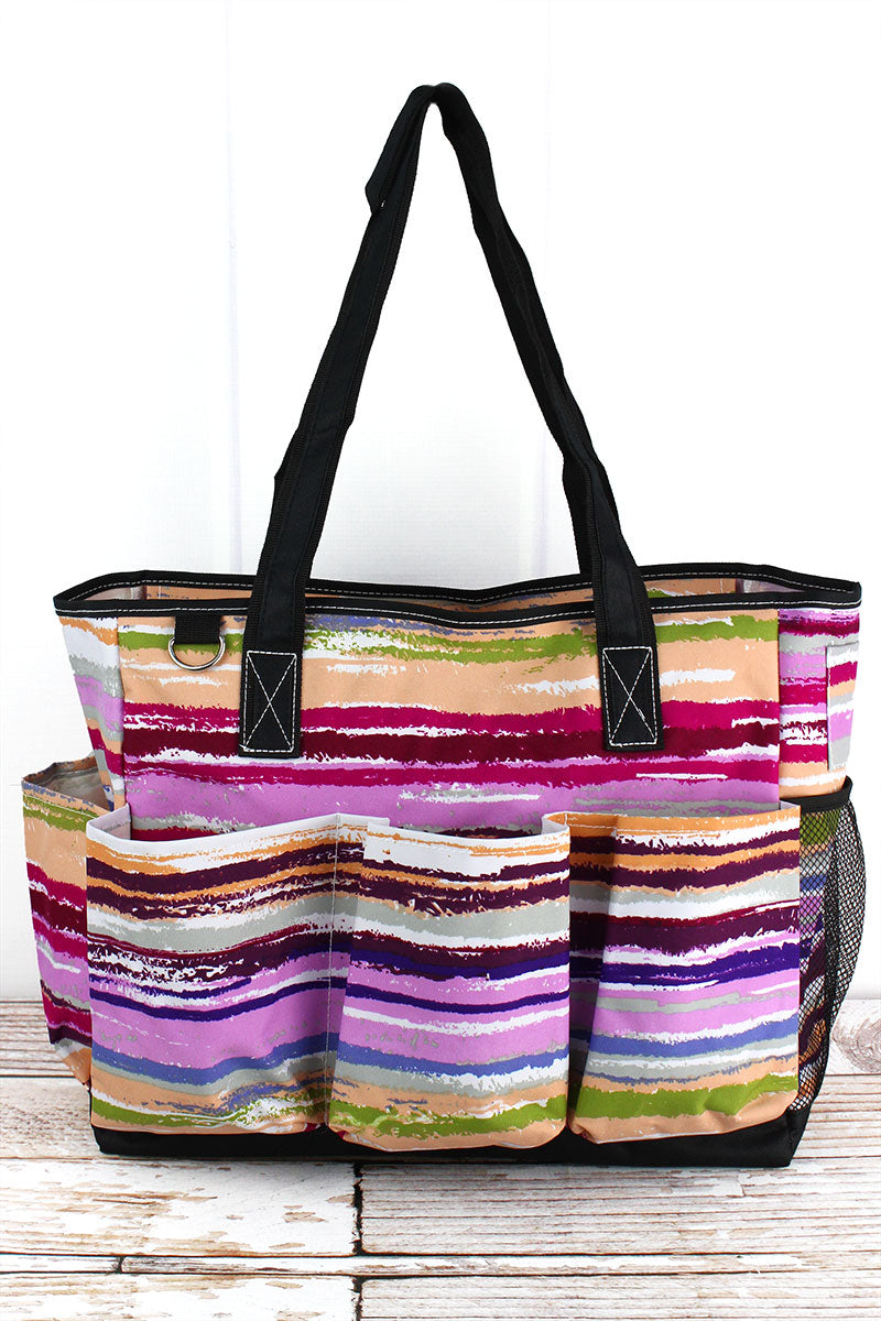 On The Horizon Large Organizer Tote