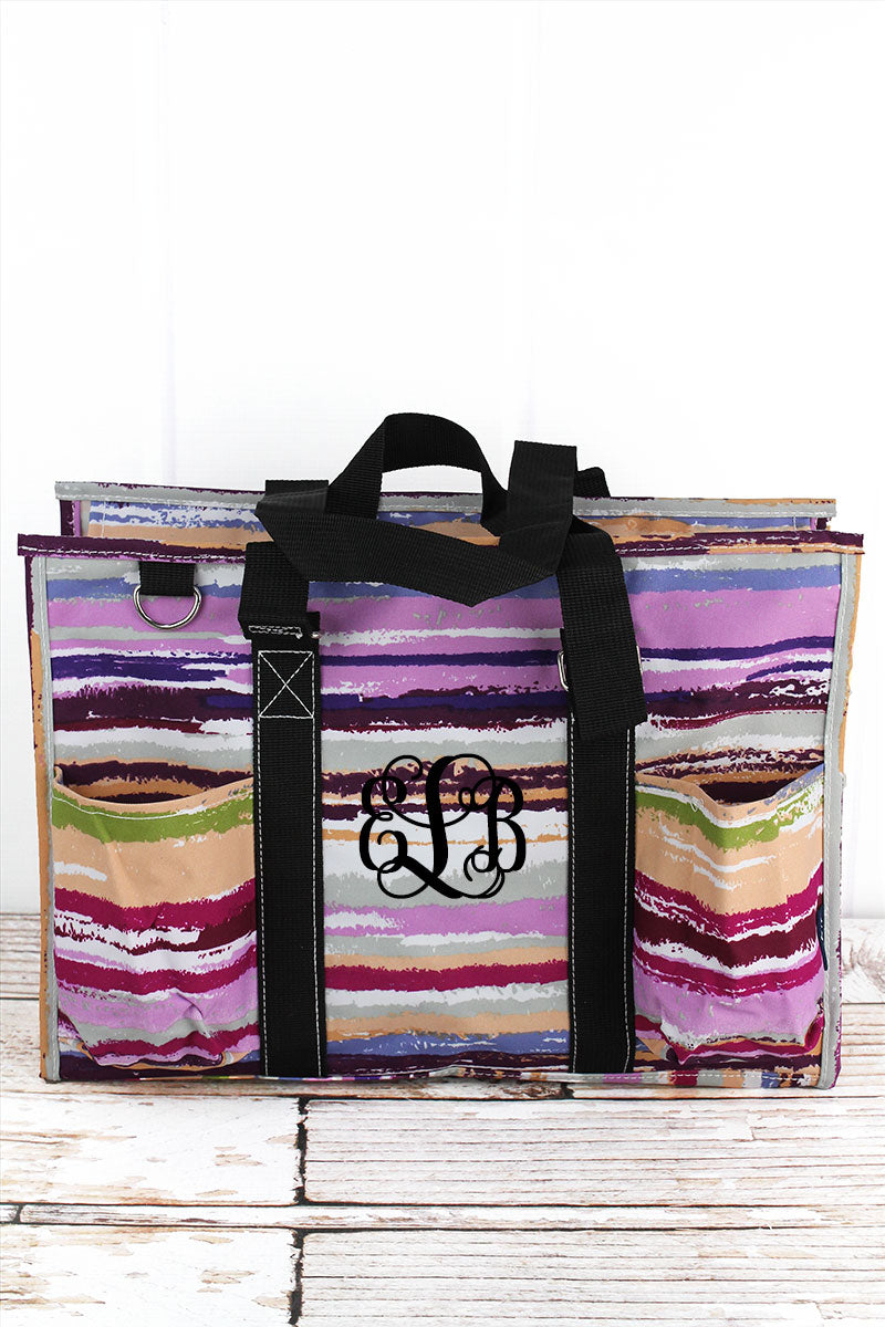 NGIL On The Horizon Utility Tote with Black Trim