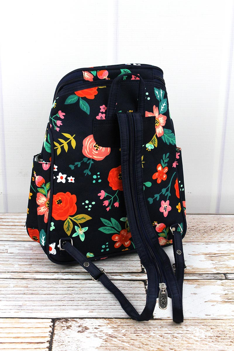 NGIL Spring Blossoms Petite Backpack