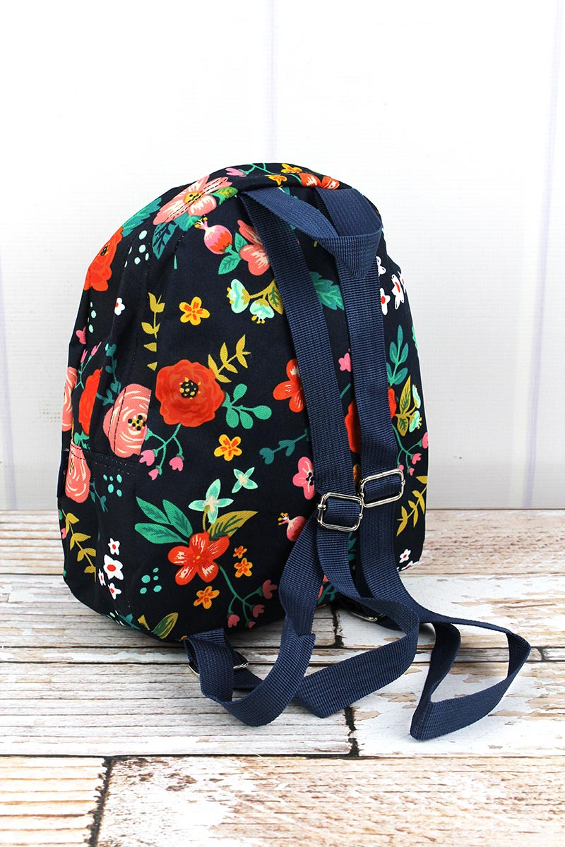 NGIL Spring Blossoms Small Backpack