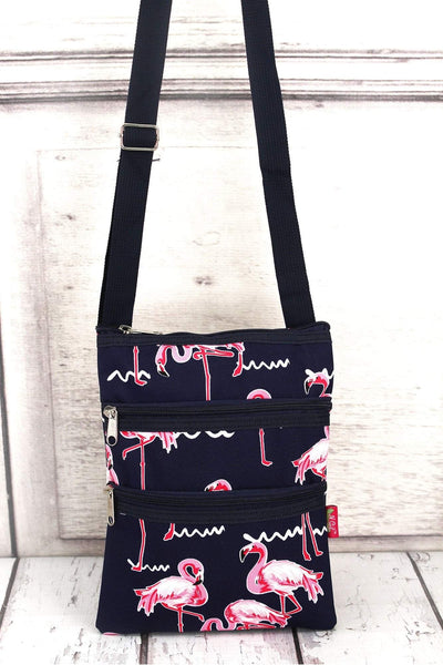 NGIL Flamingo Party Crossbody Bag