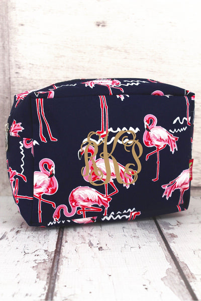 NGIL Flamingo Party Cosmetic Case