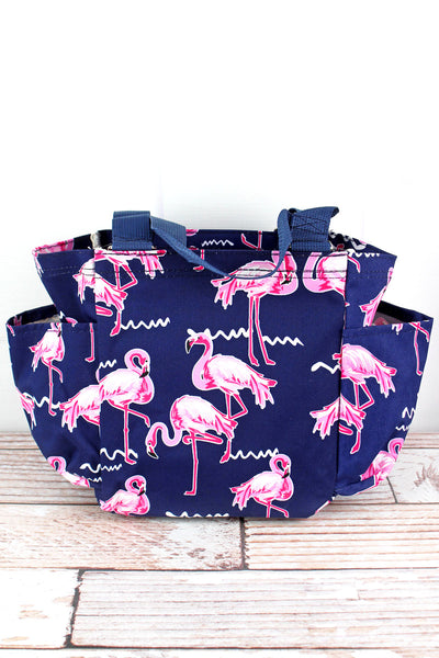 NGIL Flamingo Party Organizer Tote