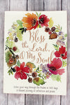 Bless the Lord, O My Soul Psalms Coloring Book #GB094