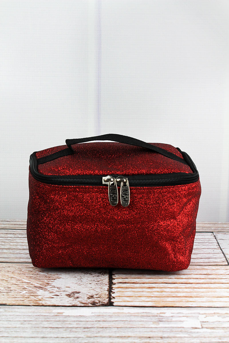Red Glitz & Glam Case