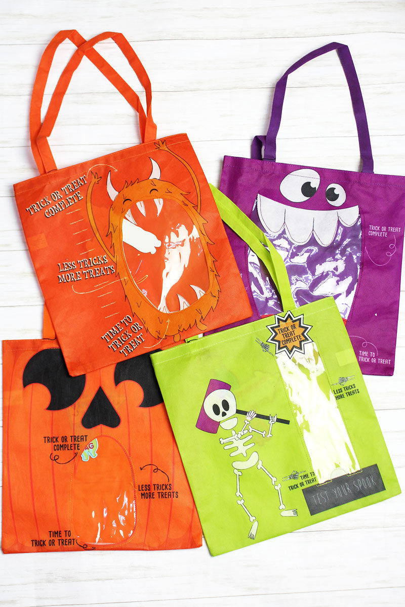 One Trick-or-Treat Meter Bag - SHIPS ASSORTED