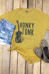 Honky Tonk Angel Home Poly/Cotton Tee