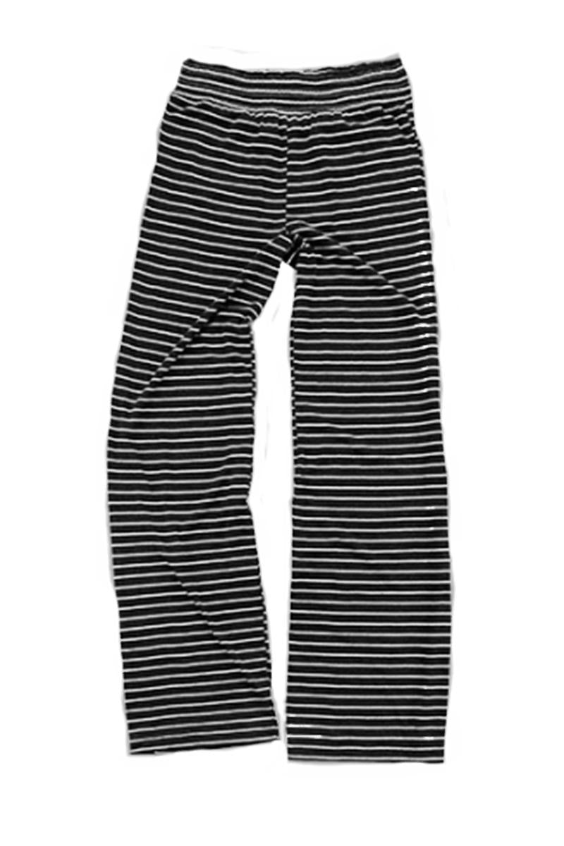 Black Stripe Margo Pant #J15BS *Personalize It (PLEASE ALLOW 3-5 BUSINESS DAYS. EXPEDITED SHIPPING N/A)