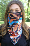 Classic Beauty Face Mask Neck Gaiter