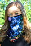 Smoke Face Mask Neck Gaiter