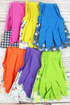 One Kitchen Krumbs Rubber Gloves - SHIPS ASSORTED
