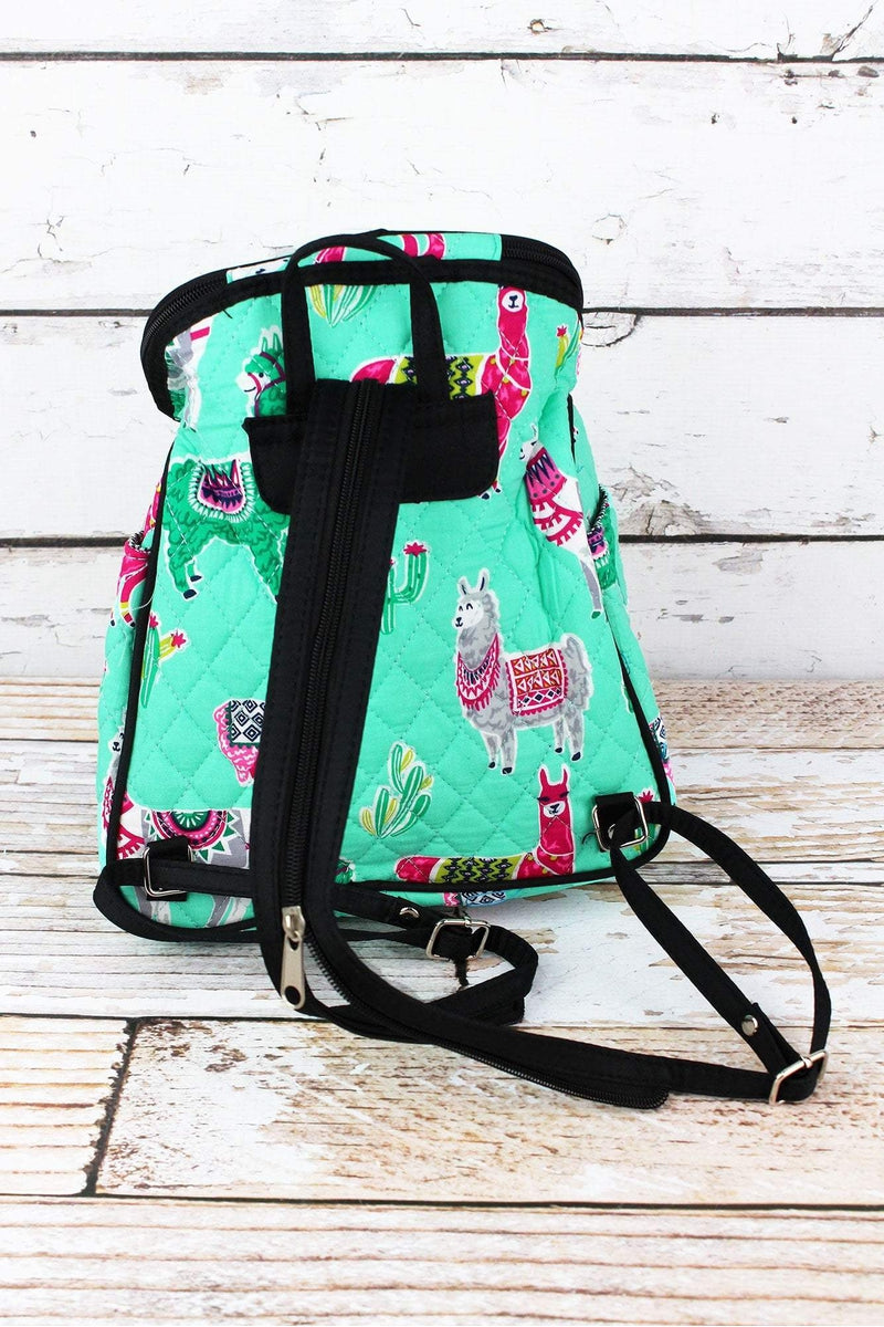 NGIL No Prob-Llama Quilted Petite Backpack