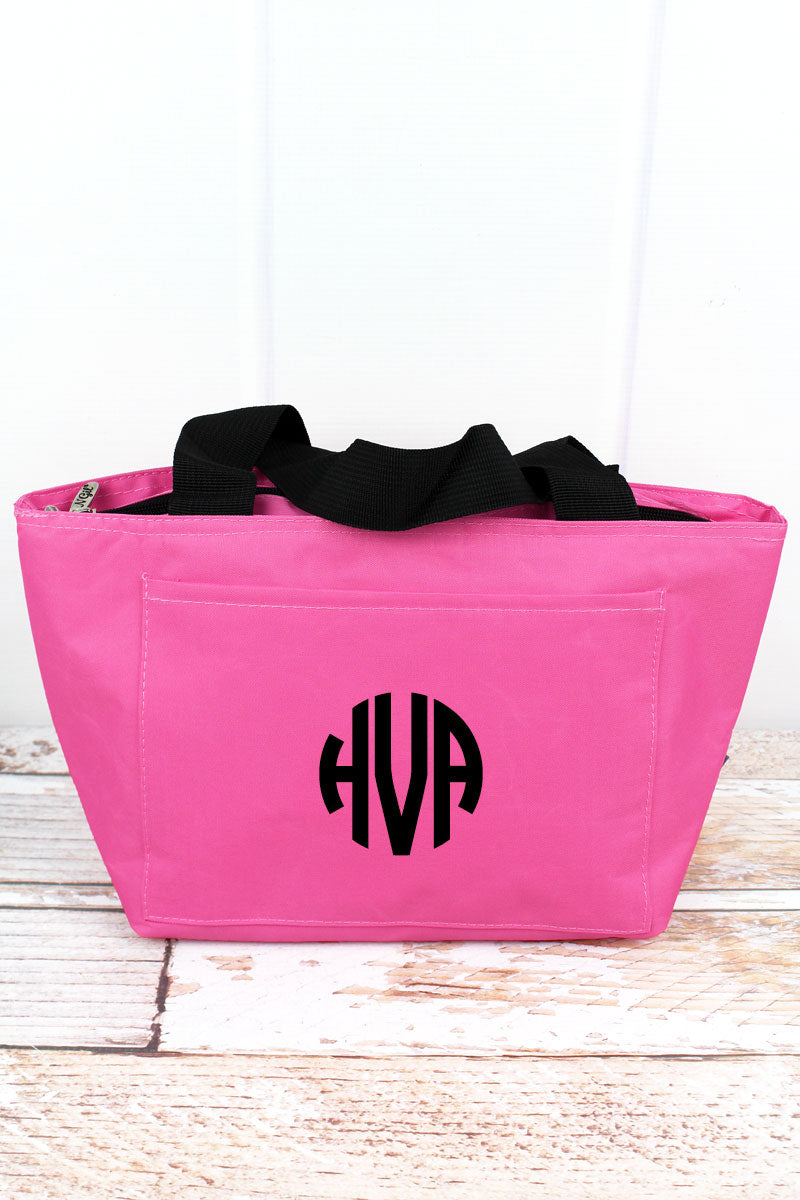 SALE! NGIL Hot Pink Insulated Lunch Bag