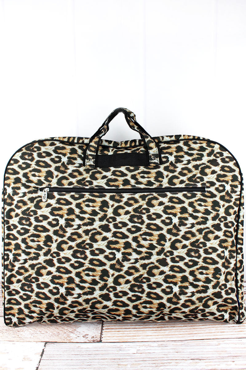 NGIL Leopard Garment Bag
