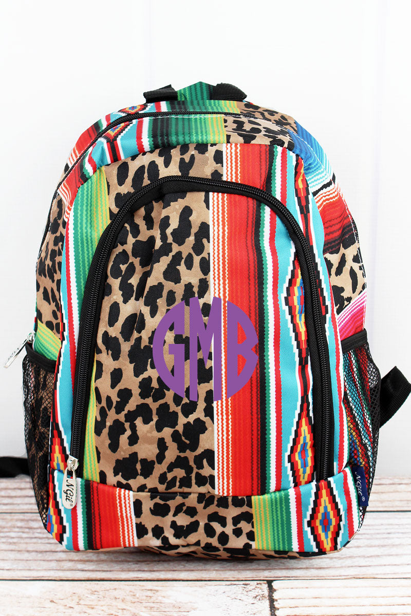 NGIL Wild Serape Backpack