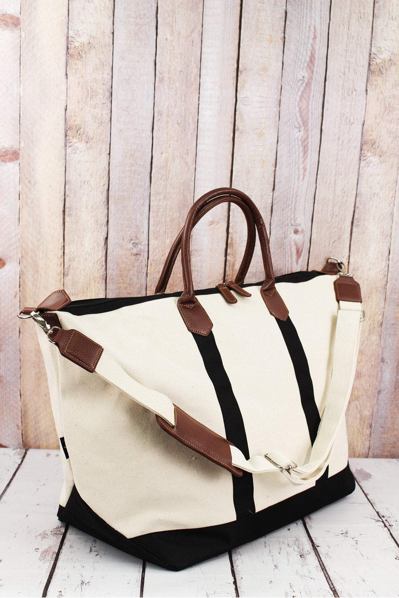 NGIL Khaki and Black Weekender