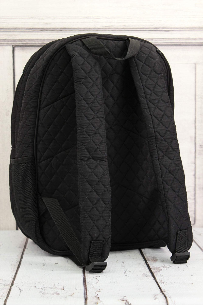 84bfe0ce6a53 Black Quilted Backpack- Fenix Toulouse Handball
