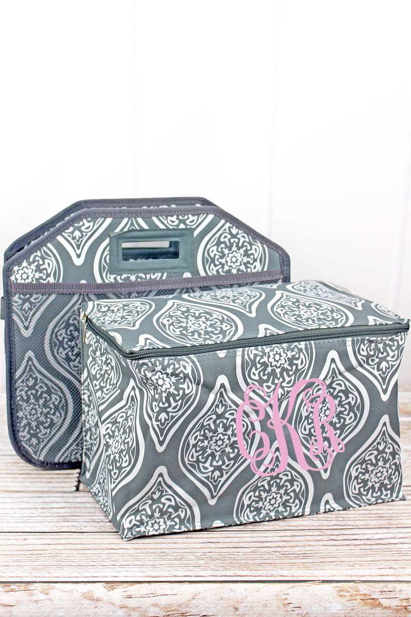 SALE! NGIL Serene Daze Utility Storage Tote with Insulated Bag