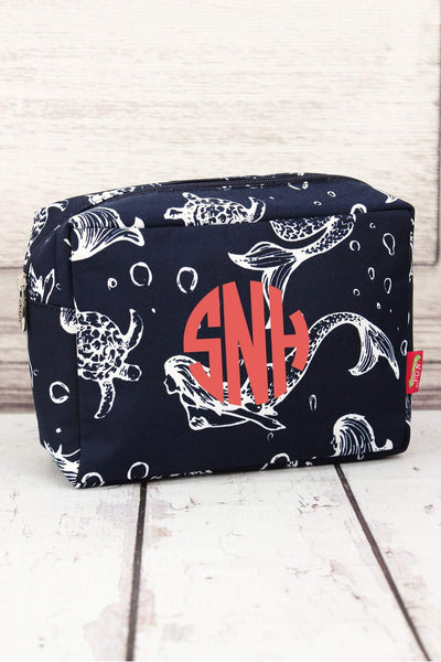 NGIL Magical Mermaid Cosmetic Case