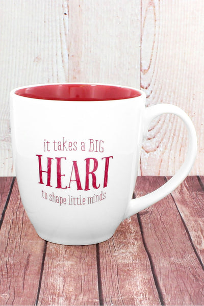 1 Corinthians 16:14 White and Pink Mug #MUG394 - Wholesale Accessory Market
