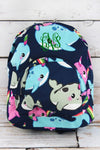 NGIL Narwhal Whimsy Small Backpack