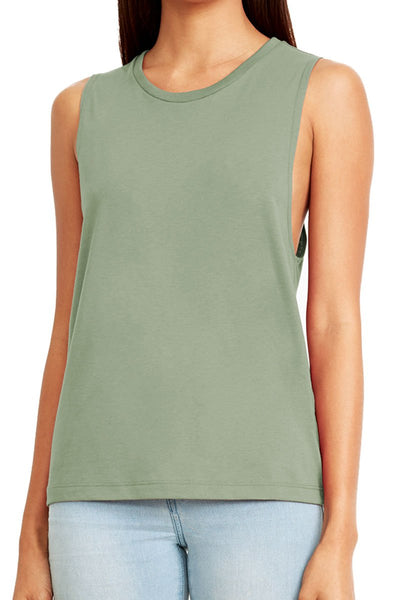 Beth Dutton Kind Of Attitude Women's Festival Muscle Tank