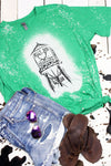 Bleached Billy Bob Loves Charlene Poly/Cotton Tee