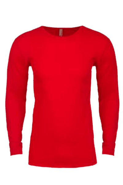 Next Level Unisex Long Sleeve Thermal #NL8201 *Personalize it (PLEASE ALLOW 3-5 BUSINESS DAYS. EXPEDITED SHIPPING N/A) - Wholesale Accessory Market