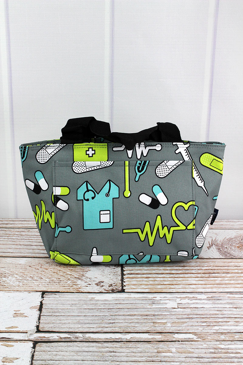 Nurse Life Insulated Lunch Bag