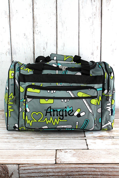 NGIL Nurse Life Duffle Bag 20""