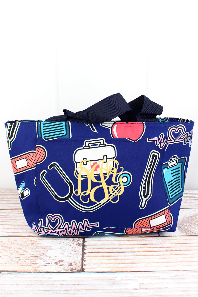 NGIL Nurse Love Insulated Lunch Bag