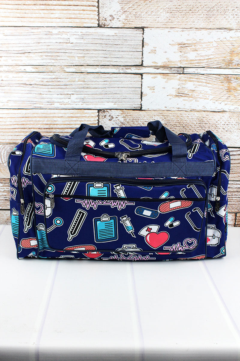 NGIL Nurse Love Duffle Bag 23""