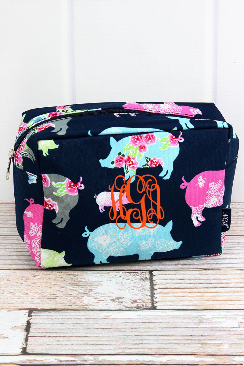 NGIL Posh Pigs Cosmetic Case