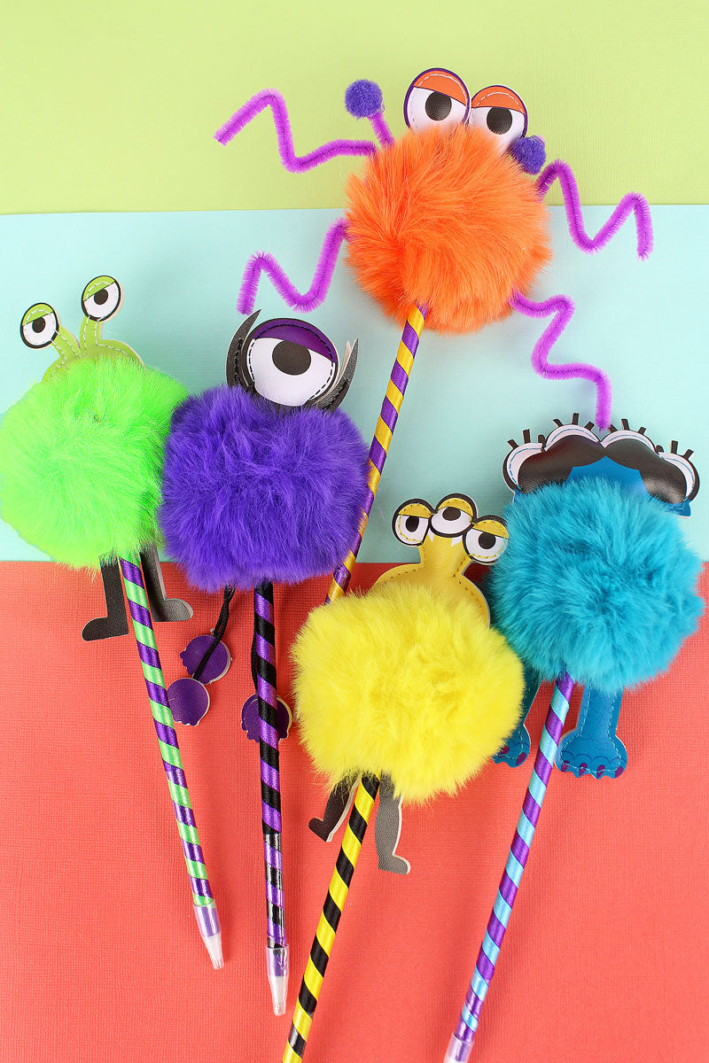 One Poofaloofs Monster Pen - SHIPS ASSORTED