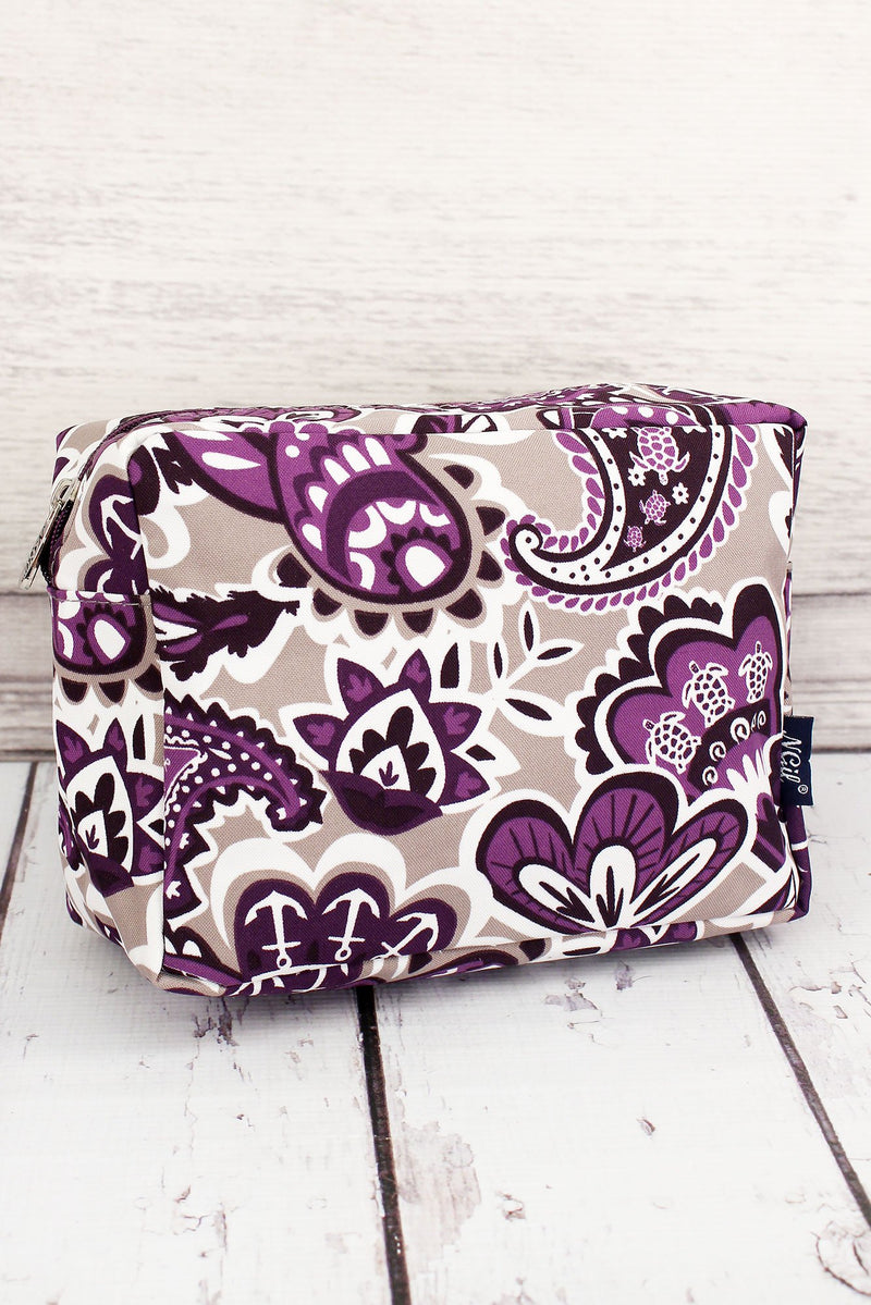 Paisley Paradise Cosmetic Case
