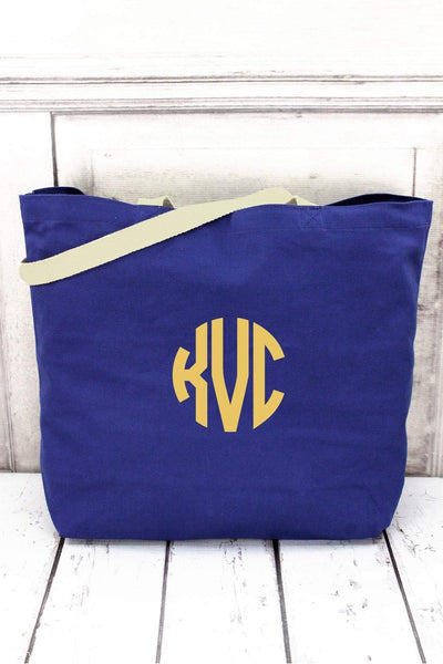 Augusta Royal Jumbo Tote #S465AG (PLEASE ALLOW 3-5 BUSINESS DAYS. EXPEDITED SHIPPING N/A)