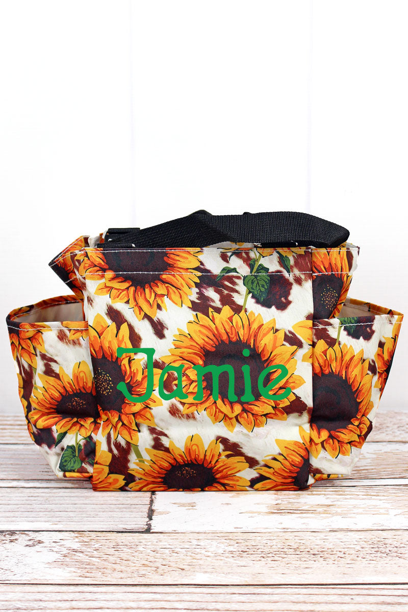 NGIL Sunflower Farm Organizer Tote