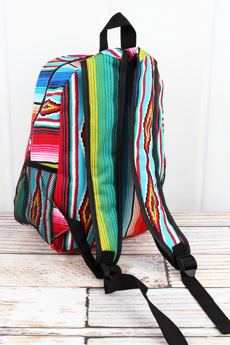 NGIL Southwest Serape Backpack